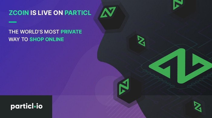 Zcoin is Live on Particl