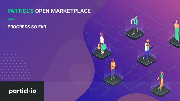 Particl's Open Marketplace Progress So Far